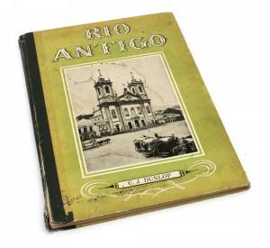 Livro Rio Antigo
