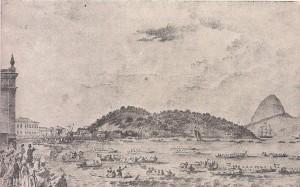 Remo: as primeiras regatas do Rio de Janeiro