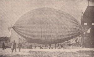 Augusto Severo, o homem do dirigível